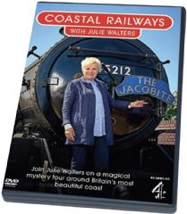 Coastal Railways with Julie Walters DVD